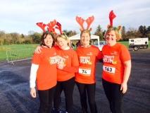 RNLI Reindeer Run - December 2015