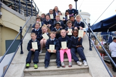 The Royal St. George Summer School Sailing