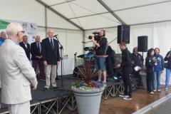 Volvo Dun Laoghaire Regatta Prizegiving - 12 July 2015