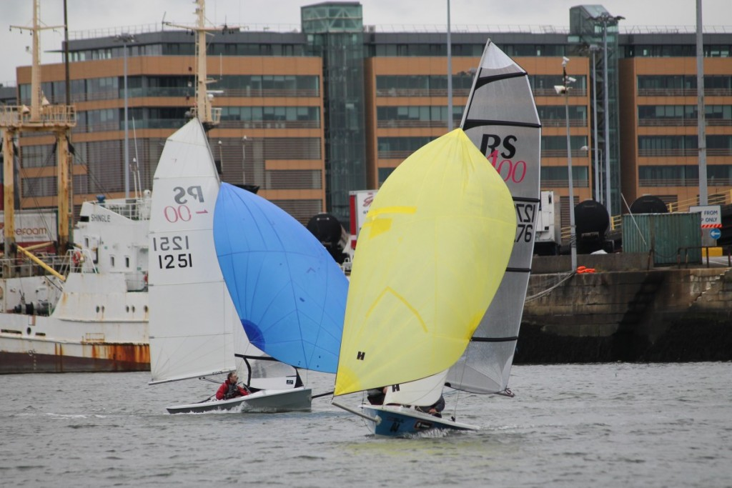 King of the Liffey RS200and 400