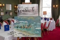 Shackleton Reception - 24th April