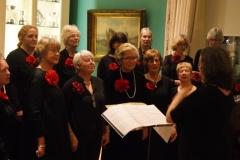 Annual George Choir Performance - March 2016