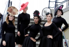 The Brown Cow Best Dressed Ladies Lunch 2015