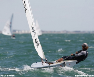 Laser 4 7 and Radial - Royal St George Yacht Club