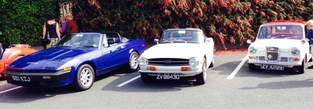 Classic Car Club Royal St George Yacht Club - Classic car club