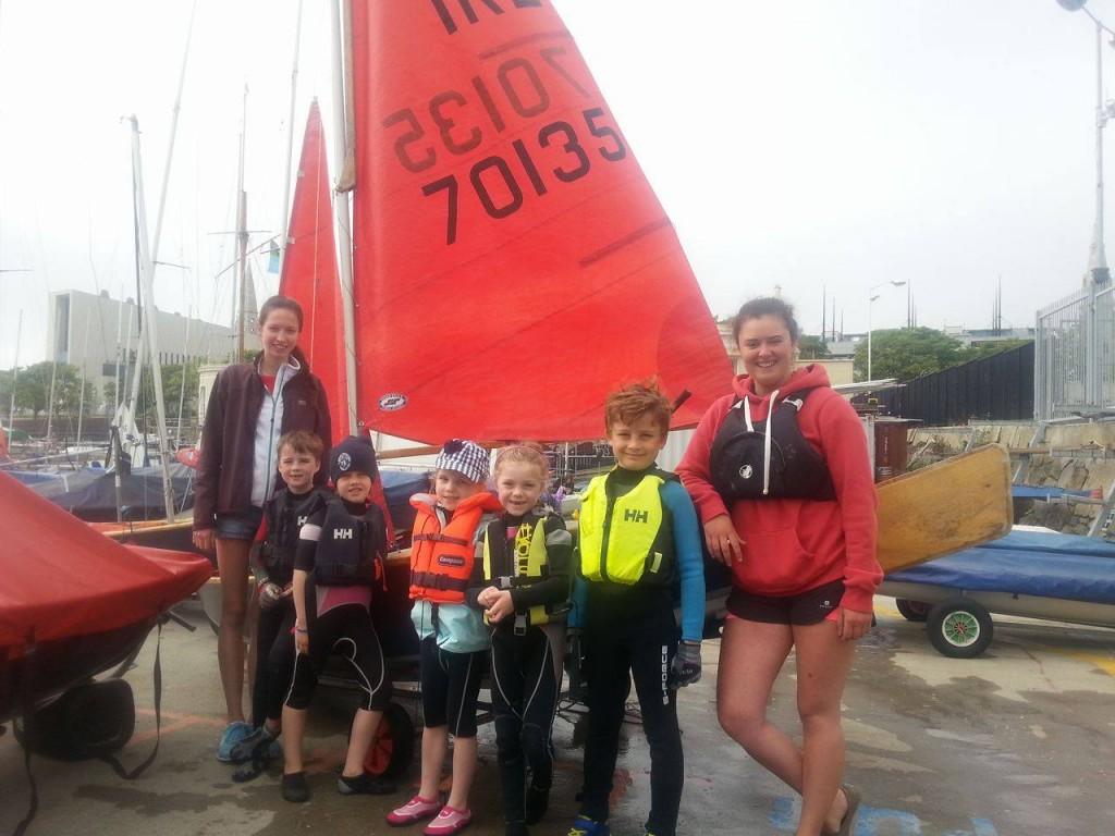 Summer sailing courses-junior sailing
