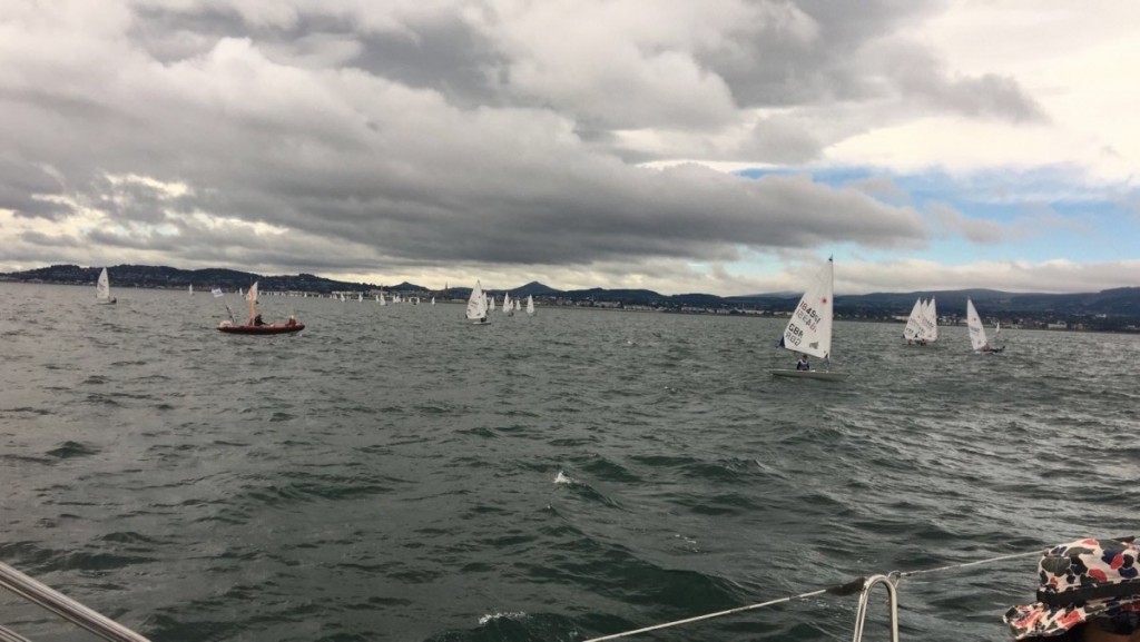 Day 4 Races Laser worlds