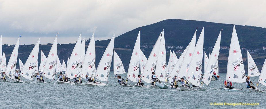Dun Laoghaire Youth Laser Squad - Spring Coaching