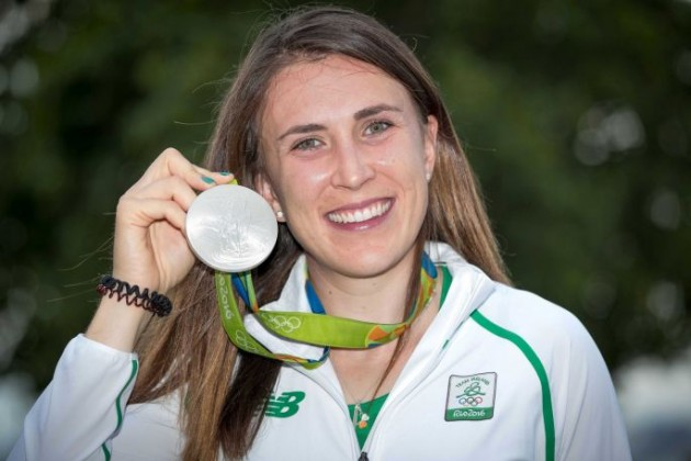 Annalise Murphy Silver Medalist at Rio Olympics 2016
